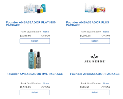 is Jeunesse a scam- starter pack-min