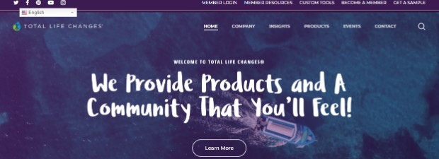 Is Total Life Changes a Scam: Site