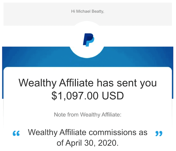 Wealthy Affiliate Works