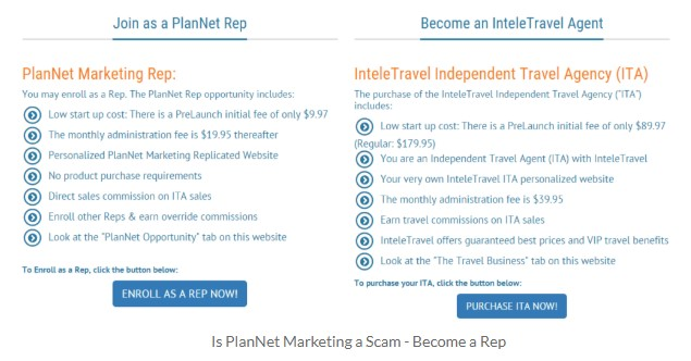 Is PlanNet Marketing a Pyramid Scheme: Join