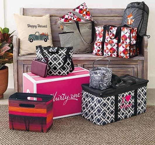 Thirty One Gifts MLM Review: Product