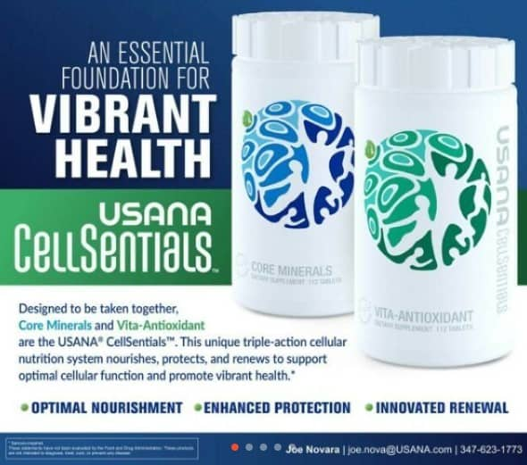 Usana MLM Review: Product 4