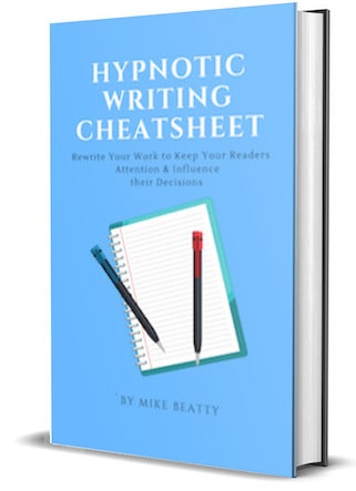 Hypnotic Writing Cheatsheet