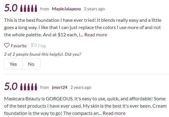 Maskcara Review: Pros