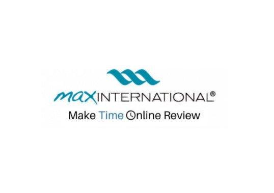 Is Max International a Scam: Logo