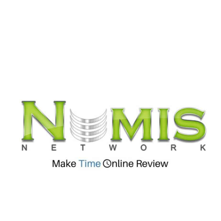 Numis Network Review: Logo