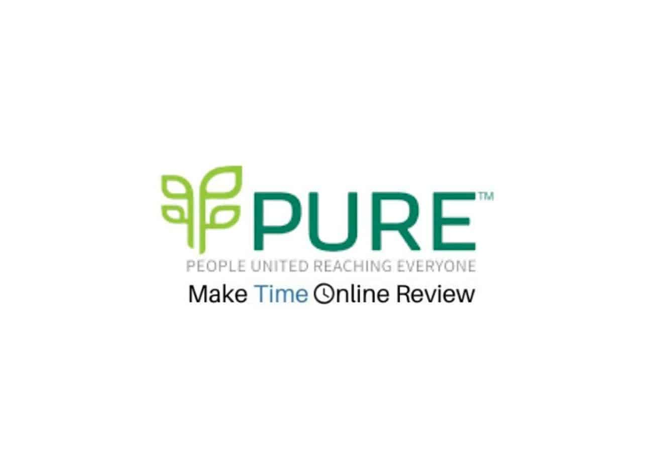 Is Pure a Scam: Logo