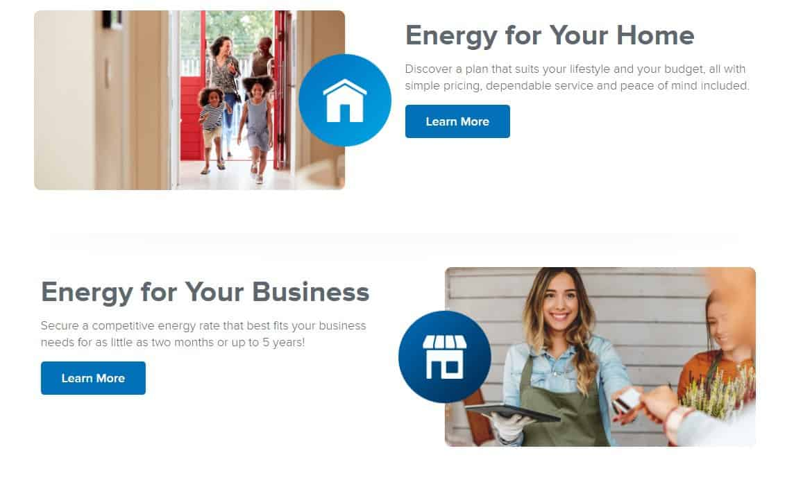 Is Stream Energy a Scam: Services 2