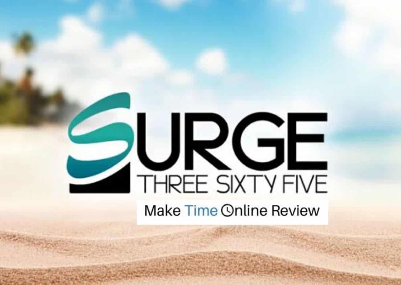 Is Surge365 a Scam: Logo