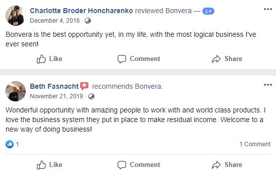 Is Bonvera a Scam: Pros