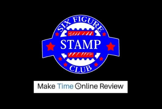 Is Six Figure Stamp Club a Scam: Logo