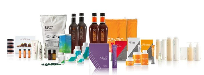 Is XanGo a Scam: Products