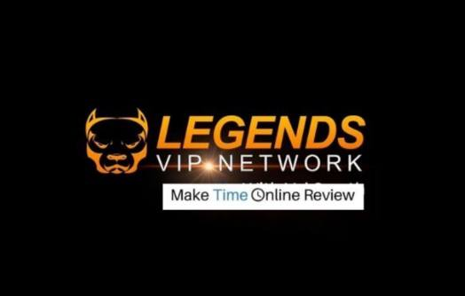 Is Legends VIP Network a Scam: Logo