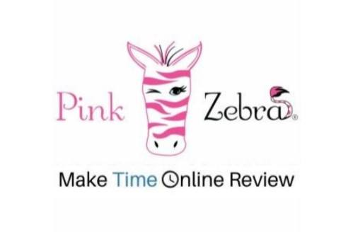 Is Pink Zebra a Scam: Logo
