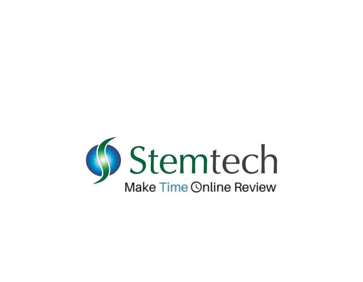 Is Stemtech a Scam: Logo