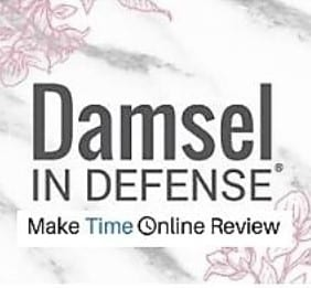 Is Damsel in Defense a Scam: Logo