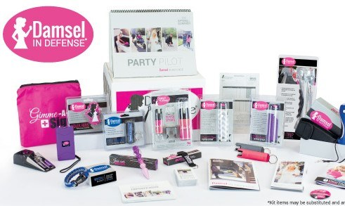 Is Damsel in Defense a Scam: Products