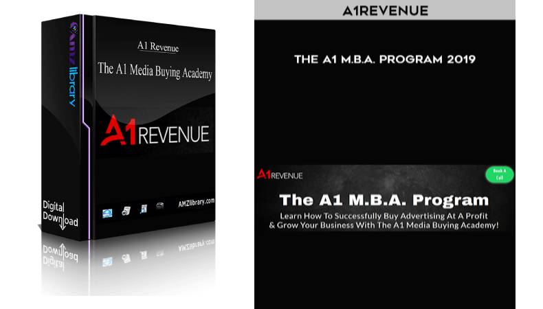 A1 Revenue Review: Products 2