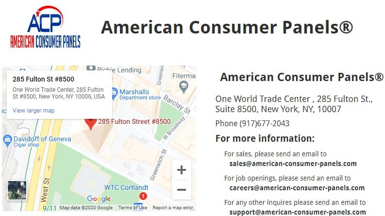Is American Consumer Panels a Scam: Cons