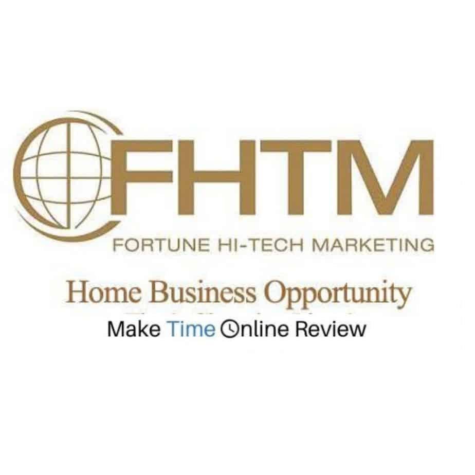 Is Fortune Hi-tech Marketing a Scam: Logo