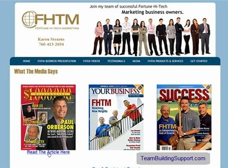 Is Fortune Hi-tech Marketing a Scam: Products