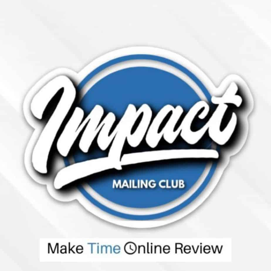 Is Impact Mailing Club a Scam: Logo
