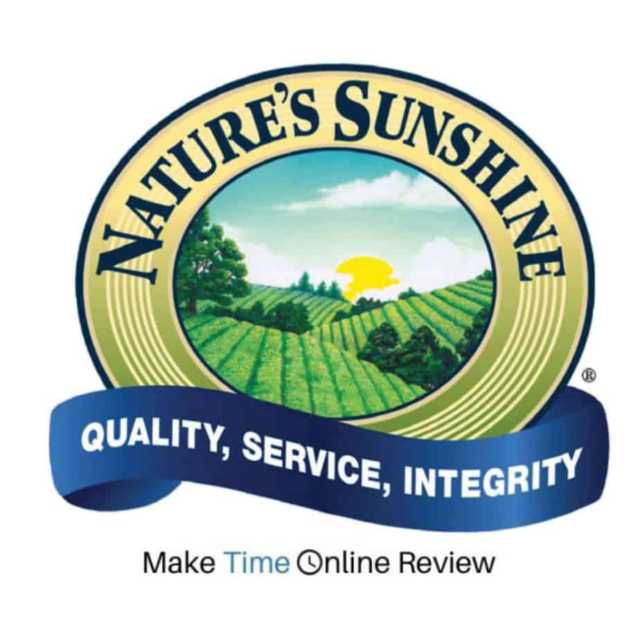 Is Nature's Sunshine a Scam: Logo