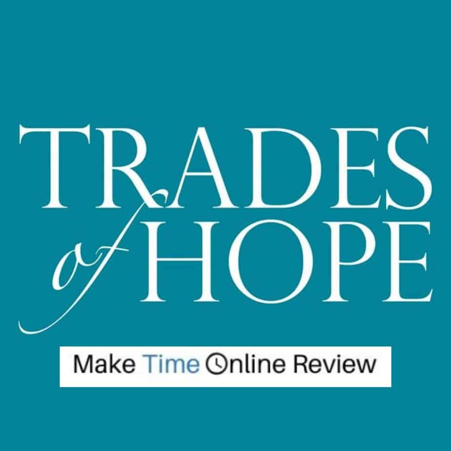 Is Trades of Hope a Scam: Logo