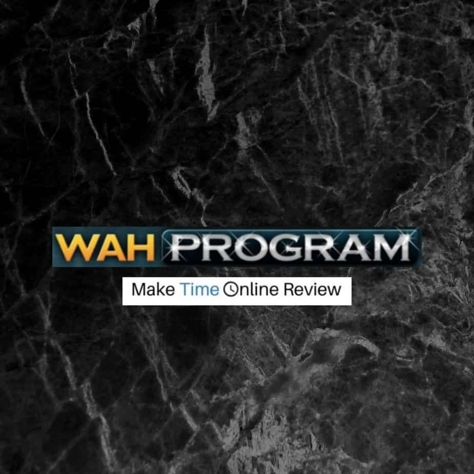 Is WAH Program a Scam: Logo
