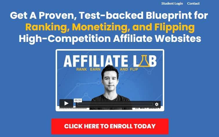 Affiliate Lab Review: Intro