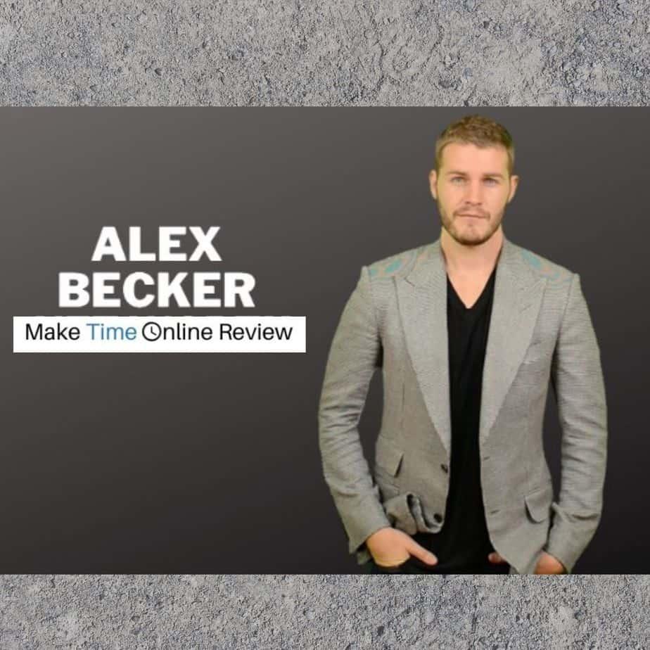 Is Alex Becker a Scam: Logo
