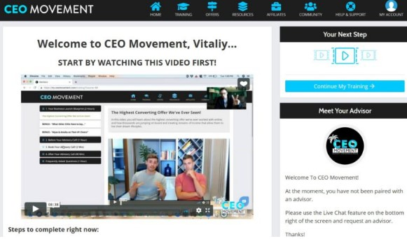CEO Movement Review: Cons
