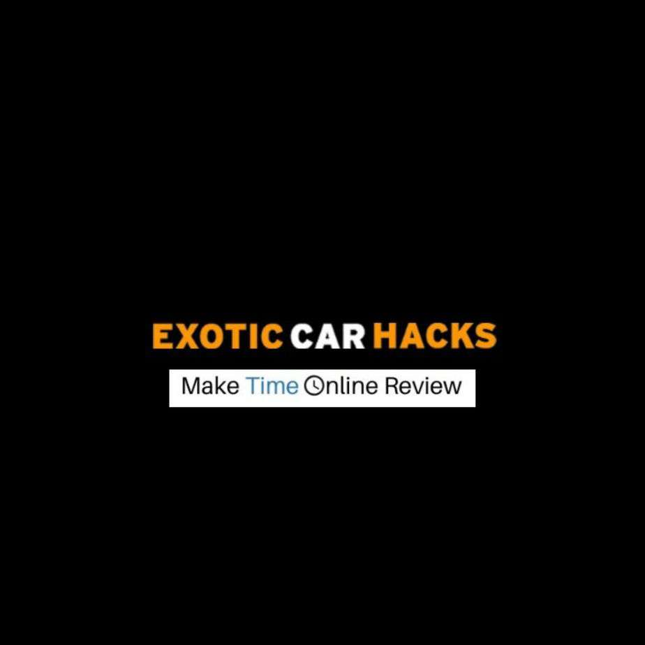 Is Exotic Car Hacks a Scam: Logo