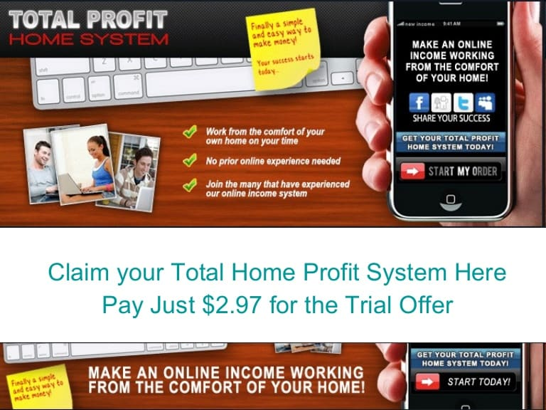 Is Home Profit System a Scam: Cons 3