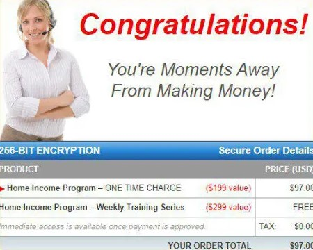 Is Home Profit System a Scam: Cost