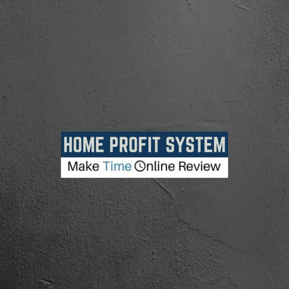 Is Home Profit System a Scam: Logo