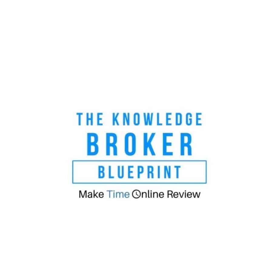 Is Knowledge Broker Blueprint a Scam: Logo