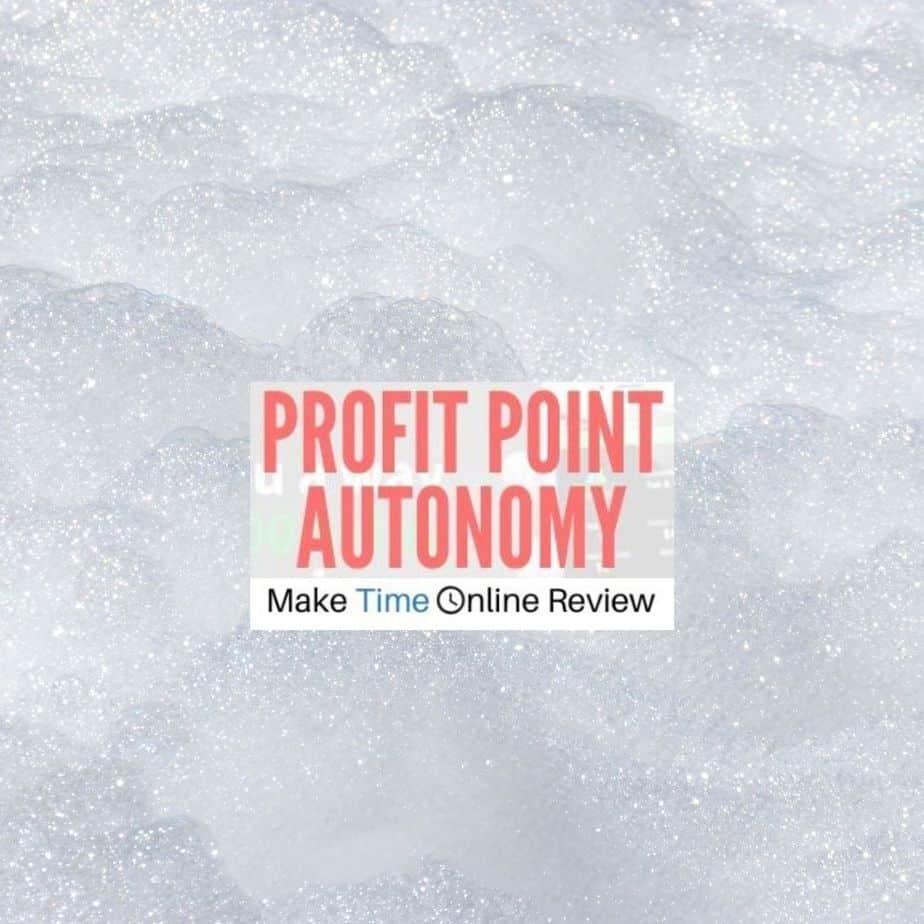 Is Profit Point Autonomy a Scam: Logo