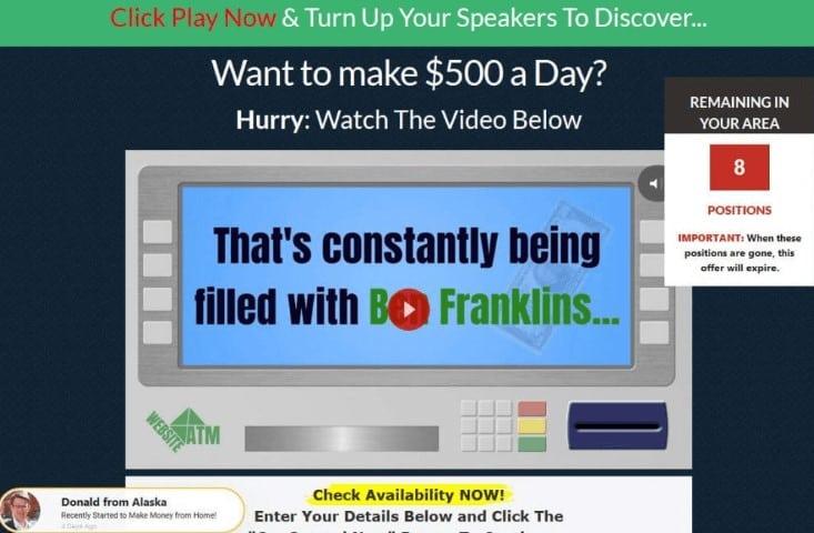 Is Website ATM Legit: Intro