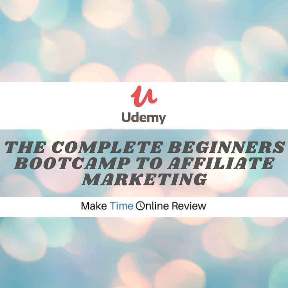 Complete Beginners Bootcamp to Affiliate Marketing Review: Logo
