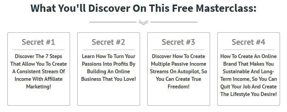 Stefan James Affiliate Marketing Mastery Review: Inside