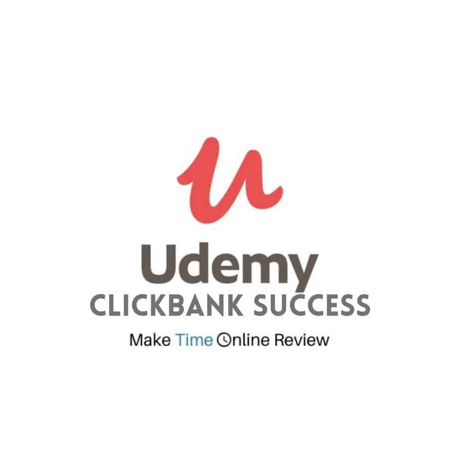 Udemy Clickbank Success Review: Logo