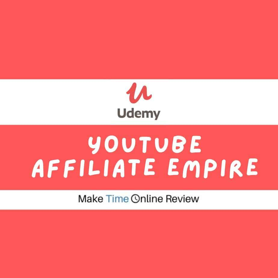 Udemy YouTube Affiliate Empire Review: Logo