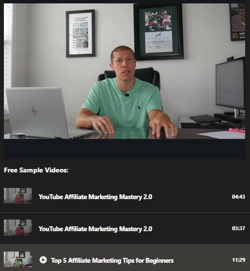 Is YouTube Affiliate Marketing Mastery a Scam: Cons