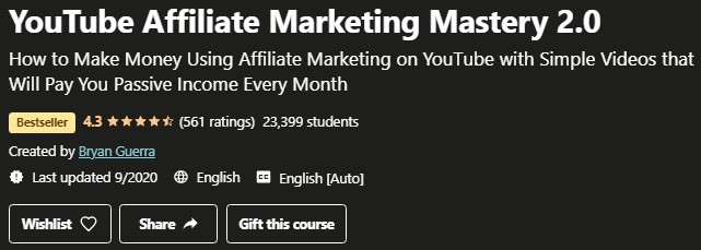 Is YouTube Affiliate Marketing Mastery a Scam: Intro