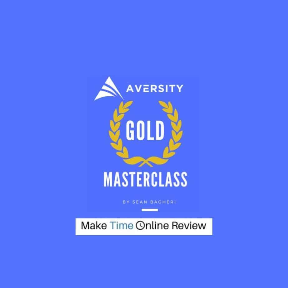 Aversity Gold Masterclass Review: Logo