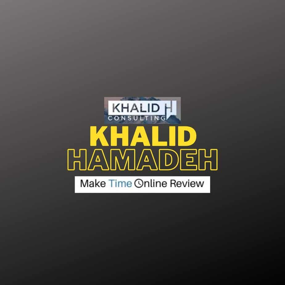 Khalid Hamadeh Review: Logo