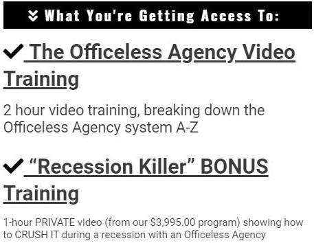Is Officeless Agency a Scam: Inside