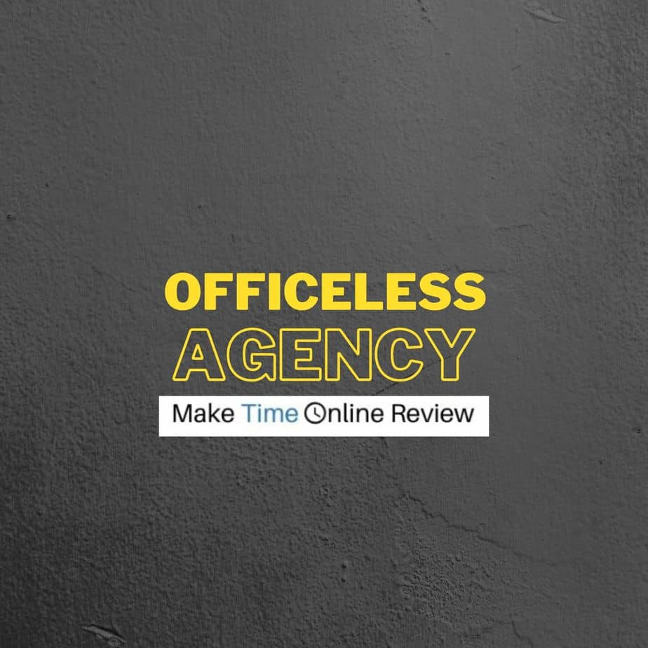 Is Officeless Agency a Scam: Logo