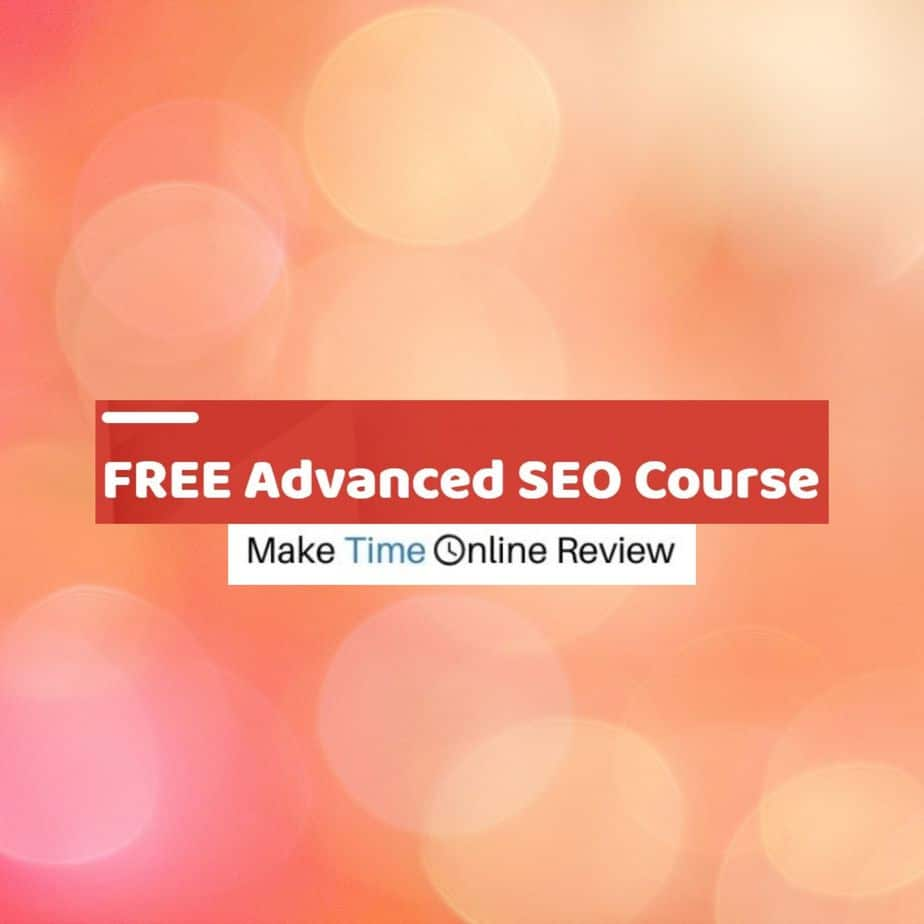 Is Free Advanced SEO Course a Scam: Logo